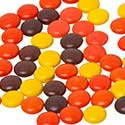 100 pics Candy answers Reese's Pieces