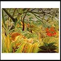 100 pics Art answers Rousseau