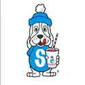 100 pics Food Logos answers Slush Puppie