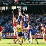 100 pics I Heart Australia answers Aussie Rules