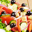 100 pics Taste Test answers Greek Salad