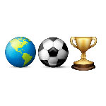 100 pics Emoji 2 answers World Cup