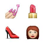 100 pics Emoji 2 answers Pretty Woman