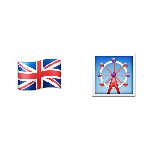 100 pics Emoji 2 answers London Eye