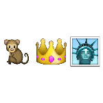 100 pics Emoji 2 answers King Kong