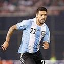 100 pics Football Players answers Lavezzi