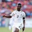 100 pics Football Players answers Asamoah