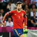 100 pics Football Players answers Pique