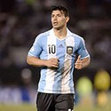100 pics Football Players answers Aguero