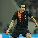 100 pics Football Players answers Van Persie