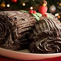 100 pics Y Is For answers Yule Log